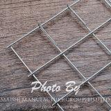 Acoplamiento de alambre soldado galvanizado cubierto PVC (ISO9001: 2008)