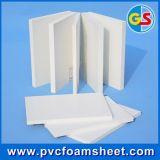 建物または構築のための4X8 PVC泡シートのプラスチックそして木構成シート