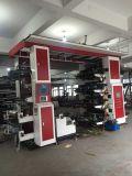 Máquina de impressão padrão normal de Flexo de 8 cores com alta velocidade