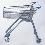 Trole quente da compra do revestimento do pó para o supermercado