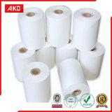 Etiquetas engomadas de papel adhesivas