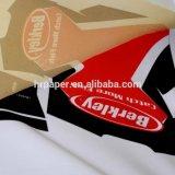 papier d'imprimerie visqueux de sublimation de sublimation de papier de roulis de sublimation de 100GSM Bset salut pour des vêtements de sport