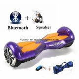 6.5inch slim LEIDEN van Hoverboard Bluetooth van de Autoped van de Wielen 6.5inch van de Autoped van het Saldo Ver 2 Elektrisch Elektrisch Skateboard