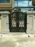 Frontière de sécurité ornementale en acier galvanisée par lustre de Ce/SGS pour le balcon