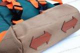 900d Nylon impermeable estilo coreano escuela bolsa de la cubierta mochila