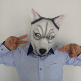 Novo design da máscara de látex Unicorn Máscara Halloween Máscara de borracha personalizada