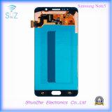 Mobile Cell Phone écran tactile LCD pour Samsung Note5 Afficher