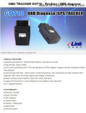 Pino 16 Universal OBD II GPS do veículo automóvel Realtime Tracker Mini-Dispositivo de localização OBD2 (GOT10)