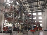 Máquina soplada película multi de la coextrusión de las capas con el material del PE