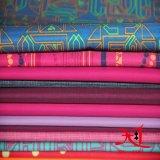 Tessuto impermeabile rivestito dell'unità di elaborazione del nylon di 100% per il vestito pattino/del rivestimento