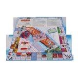 Jogo de mesa relativo à promoção personalizado dos cartões de jogo