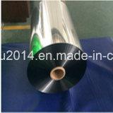 Película metalizada 18microns de BOPP con termosoldable