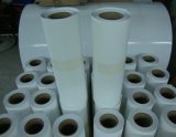 Bon papier de transfert thermique lavable de jet d'encre de lumière de taille de roulis pour des textiles
