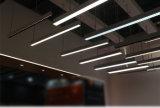 형식 디자인 LED 모듈 렌즈를 가진 선형 중계 빛
