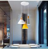 De moderne Decoratieve het Hangen Verlichting van de Tegenhanger van het Restaurant van de Schaduw van het Metaal van de Tegenhanger van het Huis Lichte