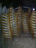 호텔 가구 금속 결혼식 Chiavari 도매 의자 쌓을수 있는 Tiffany 의자