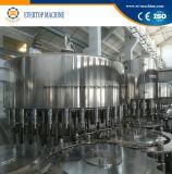 Завод автоматической воды разливая по бутылкам