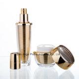 Empaquetage cosmétique en plastique de bouteille de vide de l'eau