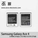 Batterie Li-ion initiale 100% de téléphone mobile neuf pour l'as 4 S7898 S7562c S7278u S7270 S7568 B100ae de galaxie de Samsung