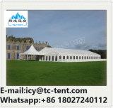 Grande barraca misturada do famoso do casamento do partido para o banquete de casamento em África do Sul