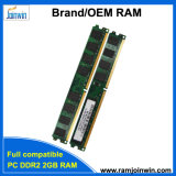 Быстрый RAM DDR2 2GB 800 памяти поставки 128mbx8 16c