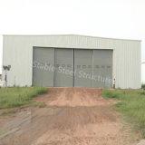 Entrepôt de maintenance d'avion de structure métallique avec le certificat de GV