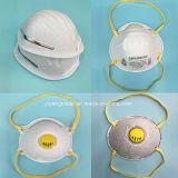 Masque remplaçable de respirateur de garantie avec le carbone et la soupape actifs