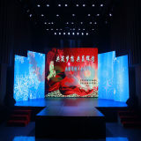 5mm LED Mietbildschirm HD farbenreiche LED-Innenbildschirmanzeige