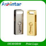 Mini azionamento dell'istantaneo del USB del telefono del bastone del USB della parte girevole del metallo