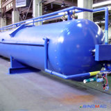 Autoclave de borracha do Vulcanization do aquecimento de vapor (SN-LHGR08)
