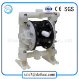 Air Portable Driven Self-Priming Sewage Water Pump