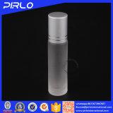 10ml 0.33oz ha glassato il rullo di vetro libero sulla bottiglia per Oil&Perfume essenziale cosmetico della protezione del metallo