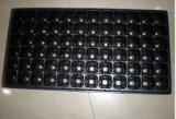 72 de Pot van de Bloem van Balck PS van cellen voor Dienblad van het Zaad van de HEUPEN van de Tuin het Zwarte