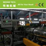 Машина pelletizing гранулаторя полиэтиленовой пленки PP PE высокого качества