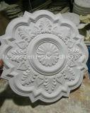 Medaglione del soffitto della gomma piuma dell'unità di elaborazione di alta qualità che modella per la decorazione interna