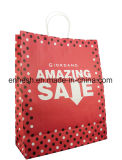高品質再生利用できるOEM包装紙のショッピング・バッグ