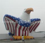 Воздушный шар популярного раздувного орла холодный для рекламы K2111