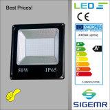Luz de inundación del reflector LED de la calidad más económica y mejor 10W 20W 30W 50W SMD LED