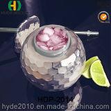 20oz het Drinken van de heet-verkoop de Plastic Kop van het Stro van de Bal, de Vrije Plastic Kop van de Vorm van de Bal van de Disco BPA voor Bevordering (hdp-2014)