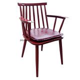 Для тяжелого режима работы в стиле ретро стальной ресторан Кафе столовая кресло (JY-R17)