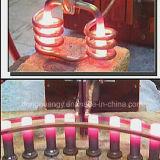 China Máquina de aquecimento de indução de freqüência média Fornecedor de energia para calor metálico