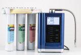 Ionizador de agua alcalina cinco piezas Titanio con placas de revestimiento de platino sin función de calefacción