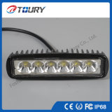 18W LED fahrendes Licht CREE LED Arbeits-heller Stab