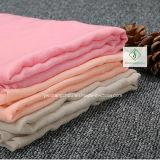 Hot Sell Tr Cotton Plain Muslim Hijab Écharpe grande taille Lady Fashion