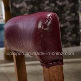 Presidenza di legno semplice della mobilia del ristorante con colore triplice (SP-EC863)