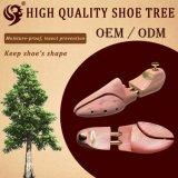 Encolure à chaussures en bois ODM, arbre à chaussures