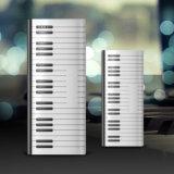 De Bank van de Macht van de Vorm van de piano met Hoge Capaciteit 10000mAh