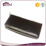 Nieuw Ontwerp Dame Leather Wallets voor Vrouw, de Kant In reliëf gemaakte Portefeuille van de Pols van de Elegantie