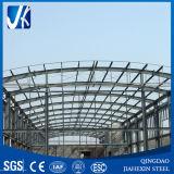 La fabbrica chiara galvanizzata migliore qualità della struttura d'acciaio