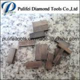 Этап режущих инструментов камня диаманта формы блока для мрамора гранита